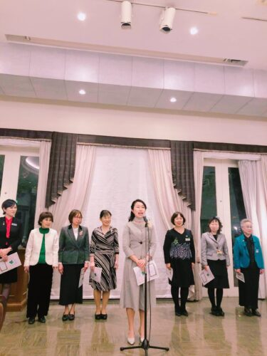 女性委員会・令和3年度 目標